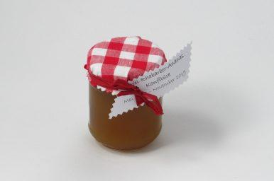 Apfel-Rhabarber-Ananaskonfitüre