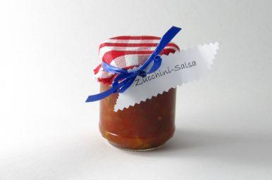 Zucchini-Salsa